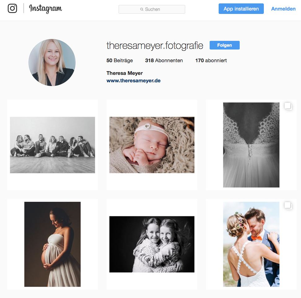 theresameyer.fotografie bei Instagram